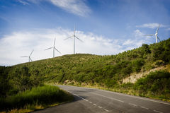 Äolische Energie Lizenzfreie Stockbilder