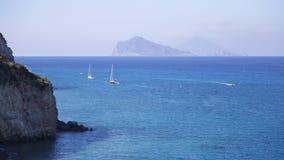 Äolische Inseln lizenzfreie stockbilder