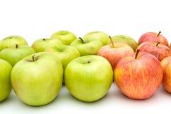 Äpfel. Stockfotos