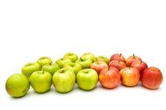 Äpfel. Stockbilder