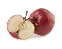 Äpfel Lizenzfreie Stockbilder
