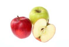 Äpfel. lizenzfreie stockbilder