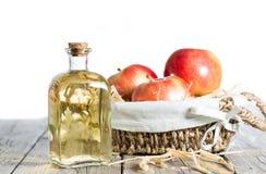 Äppelcidervinäger Royaltyfri Bild