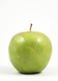 äpple - grön vertical arkivbilder