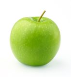 äpple - green Arkivbild