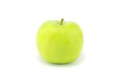 äpple - green Fotografering för Bildbyråer