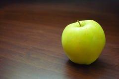 äpple - green Arkivfoto