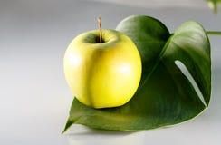 äpple - green Apple Arkivbild