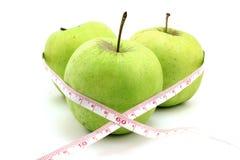 äpple - green tre Arkivfoto