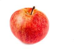 äpple isolerad red Fotografering för Bildbyråer