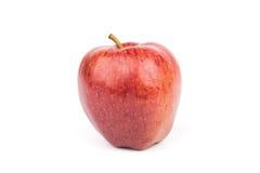 äpple isolerad red Arkivbilder