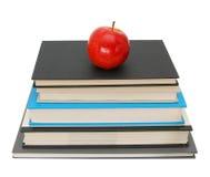 äppleböcker Arkivfoton