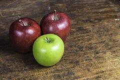 Äpplen 2 Royaltyfri Foto