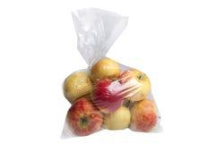 Äpplen. Fotografering för Bildbyråer
