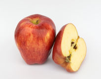 Äpplen. Royaltyfri Foto