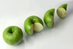 äpplen royaltyfri fotografi