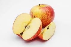 Äpplen Arkivbild
