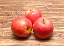 Äpplen för rosa dam Royaltyfri Fotografi
