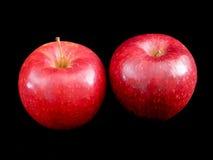 äpplen jonathan arkivbild