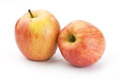 äpplen stänger sig upp Arkivfoto