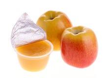 äpplesås Royaltyfri Bild