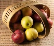 Äpplet Royaltyfri Fotografi