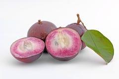 äpplet som asia fann långt frukt mig kinden för att veta mestadels stjärnan Royaltyfri Foto