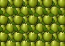 äpplet som bakgrund är kan den använda wallpaperen Royaltyfri Bild
