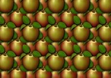 äpplet som bakgrund är kan den använda wallpaperen Royaltyfria Foton