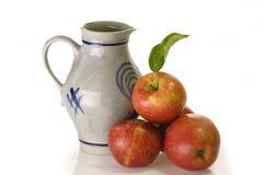 äpplewine arkivfoton
