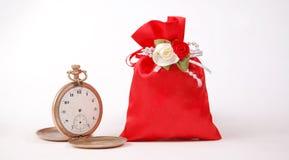 Är alltid tid för gåvor Fotografering för Bildbyråer