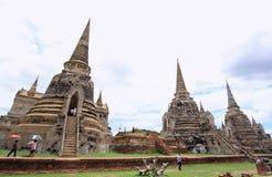 Är stor pagod tre en pagodLanka pagod Royaltyfri Bild