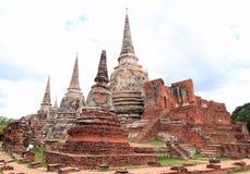 Är stor pagod tre en pagodLanka pagod Royaltyfri Fotografi
