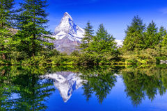 är 7th august boende 2010 kan den Europa hotellbilden schweiziska switzerland som tas deras till turismturister som det tradition Royaltyfri Foto