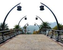 ärke- bro Royaltyfria Bilder