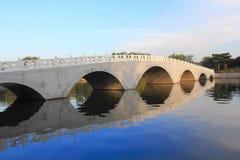 Ärke- bro Arkivfoton