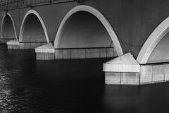 ärke- bro arkivfoto