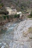 Ärke- bro, Italien Royaltyfri Fotografi
