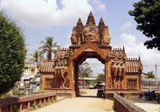 Ärke- Cambodja Arkivfoton