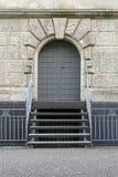 Ärke- dörr Royaltyfria Bilder