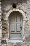 Ärke- dörr i Sablet Royaltyfria Bilder