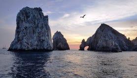 Ärke- De Cabo Arkivfoton