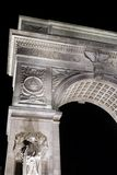 ärke- fyrkantiga washington Royaltyfri Bild