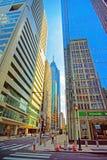 Ärke- gata och i Philadelphia Arkivbild