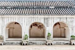 Ärke- klassisk byggnad Arkivfoto