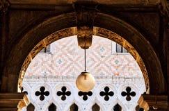 ärke- lampa Royaltyfri Foto