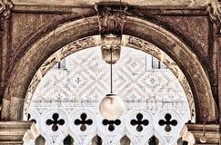 ärke- lampa Royaltyfri Fotografi