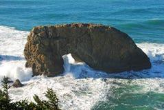 Ärke- Rock Royaltyfri Fotografi