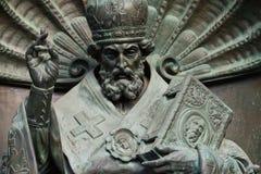 Ärkebiskop världen Likijskih Nicolas arkivfoto