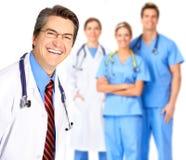Ärzte Lizenzfreie Stockfotos